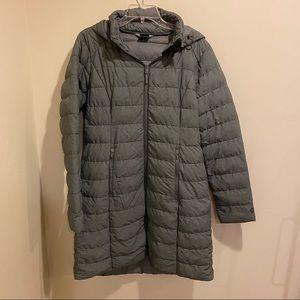 Mondetta Long Puffer Coat